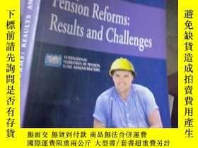 二手書博民逛書店PENSIONREFORMS:RESULTS罕見AND CHAL