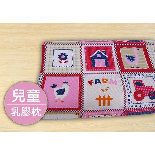 【Victoria】兒童成長型天然乳膠枕-快樂熊_TRP多利寶