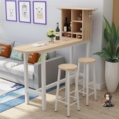 吧台櫃 新款家用吧台客廳隔斷櫃現代時尚創意酒櫃餐桌玄關櫃多功能櫃T 4色