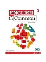 二手書博民逛書店《English in Common 2 with Active