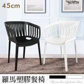 FDW【241AP】免運現貨*羅馬塑膠餐椅北歐設計師款/用餐椅/辦公椅/工作椅/餐廳咖啡廳