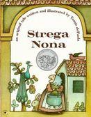 【麥克書店】『小熊媽的經典英語繪本』STREGA NONA/英文繪本附CD (中譯:巫婆奶奶)