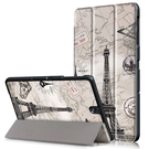 三星galaxy T820平板保護殼 三星tab S3 防摔平板皮套 三星 T820 9.7吋 自動休眠 平板電腦矽膠保護套