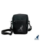 KANGOL 袋鼠 袋鼠網格側背包【60553014】