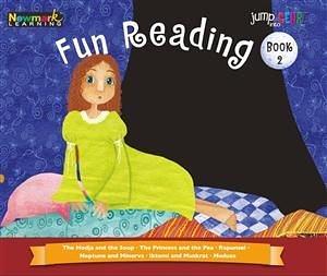 Fun Reading Book 2(with mp3)