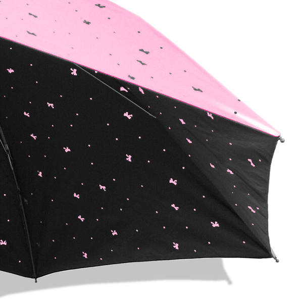 【反向傘-超遮光】緞帶紛飛-超強傘骨傘 / 傘 雨傘 抗UV傘 非自動傘 折疊傘 遮陽傘 大傘 防風 撥水