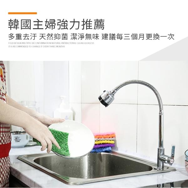 韓國菜瓜布 三層菜瓜布 波浪立體 菜瓜布 洗碗布 洗碗刷 韓國原裝【Z210603】