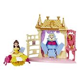 孩之寶 HASBRO 迪士尼迷你公主小型扮家家酒游戲組
