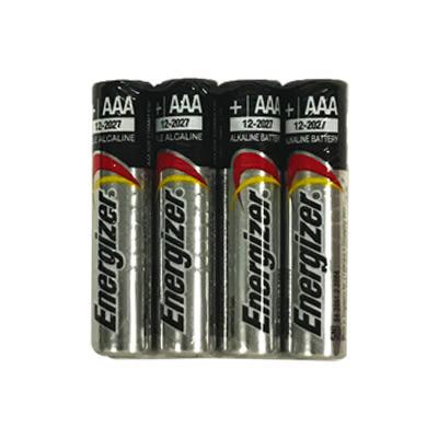 勁量鹼性電池4號4粒入 環保包