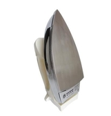【輕型不銹鋼底板-電壓220V】老式電熨斗 調溫家用工業幹燙無蒸汽1000W
