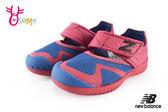 New Balance Marvel 護趾涼鞋 小童 漫威聯名款 蜘蛛人 運動涼鞋N8552#紅藍◆OSOME奧森童鞋
