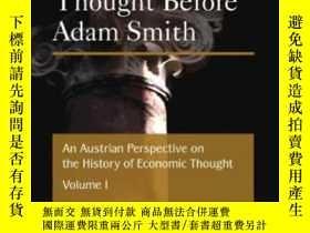 二手書博民逛書店Austrian罕見Perspective On The History Of Economic Thought奇