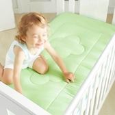 訂做嬰兒專用床墊幼兒園午睡冬夏兩用墊子兒童純棉寶寶墊背88*168