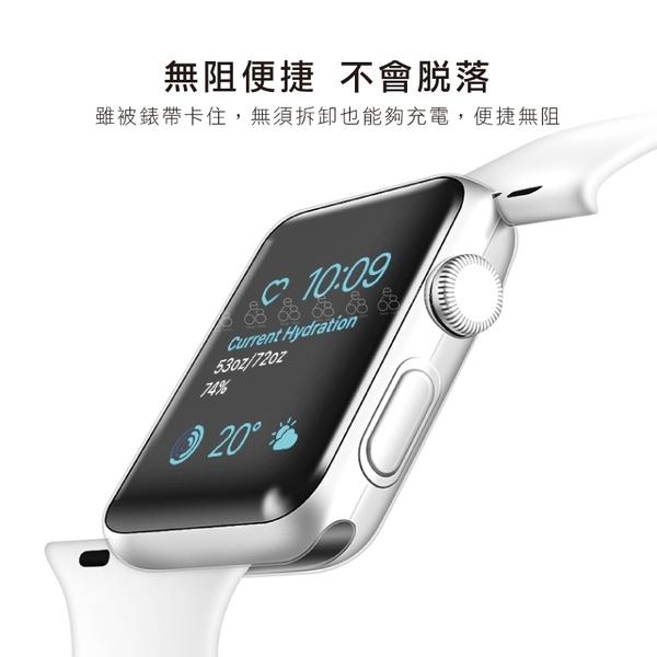 Apple Watch TPU透明保護殼 4 5 6代 SE 40 44mm 蘋果 智慧手錶殼 軟殼保護套