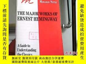 二手書博民逛書店the罕見Major Works of Ernest Hemin