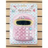三麗鷗凱蒂貓 Hello Kitty 8位計算機 (粉紅KT-100PK)