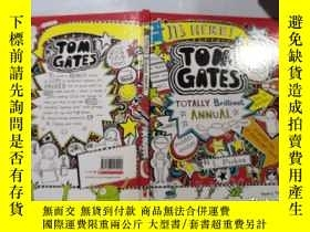 二手書博民逛書店Tom罕見gates totally brilliant annual:湯姆·蓋茨非常聰明一年一度Y20039