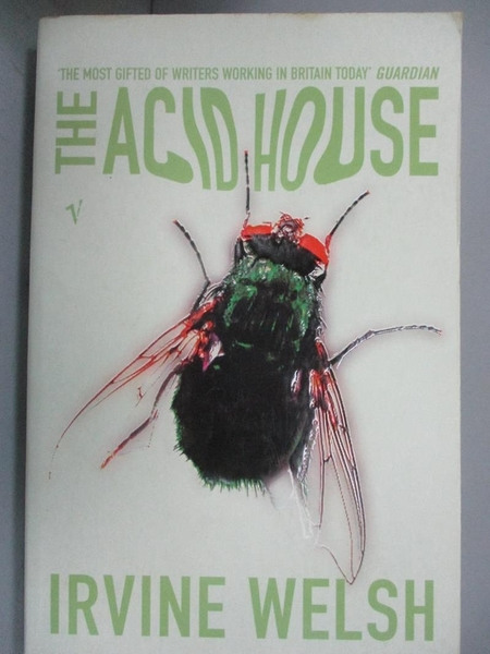【書寶二手書T4/原文小說_MFP】The Acid House_Irvine Welsh