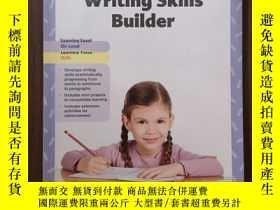 二手書博民逛書店Scholastic罕見Study Smart Writing Skills Builder Level 1Y