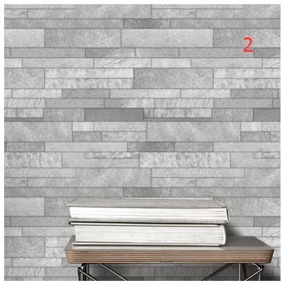 磚塊牆紙現代仿真皮紋皮毛皮革壁紙客廳背景牆酒吧軟包牆紙