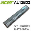 ACER 6芯 日系電芯 AL12B32 電池 ASPIRE V5-171-6862 6867 TraveMate TM B113