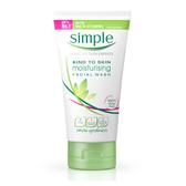 Simple清妍溫和保濕潔顏乳150ml 【康是美】