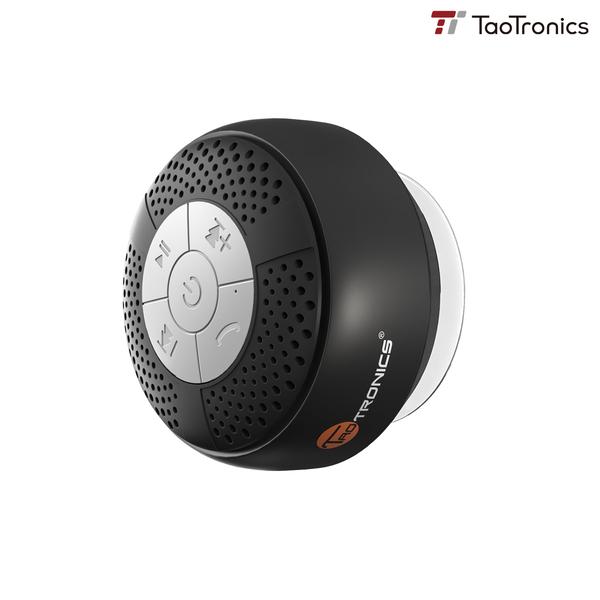 TaoTronics TT-SK03 浴室藍牙喇叭 浴室藍芽喇叭 吸盤藍牙音箱 重低音藍牙喇叭【WitsPer智選家】