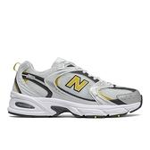 【現貨】New Balance 530 D 女鞋 休閒 復古 吸震 網布 灰 黃【運動世界】MR530UNX