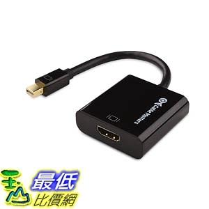 [7美國直購] Cable Matters Active Mini DisplayPort to HDMI Adapter Active Mini DP to HDMI 4K
