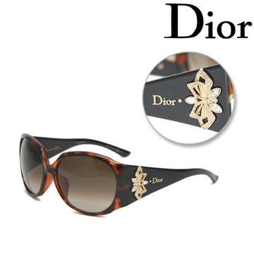 Christian Dior時尚太陽眼鏡 (無附盒)