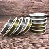 串珠線/鋼絲線/首飾線/穿珠引線/牽引線/珍珠線/水晶線,0.45mm~  現貨 ( 約100米 )