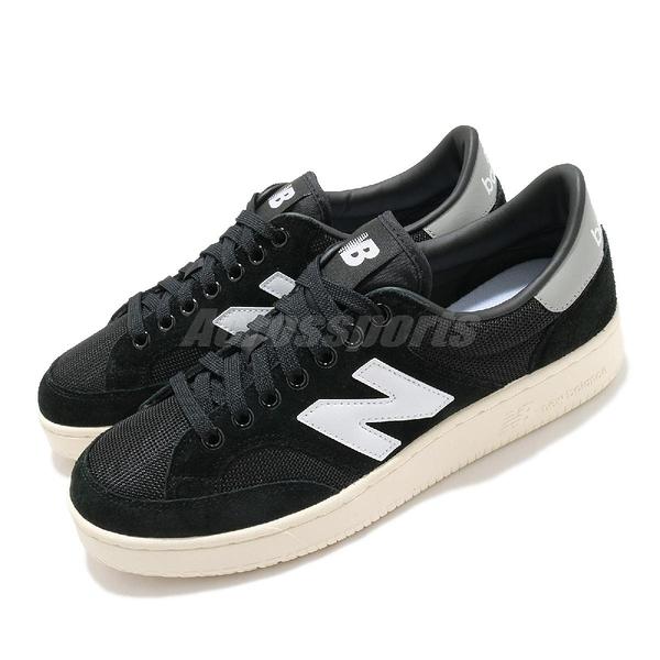 New Balance 休閒鞋 NB PROCT 黑 白 男鞋 女鞋 麂皮鞋面 韓系 運動鞋【ACS】 PROCTCDCD
