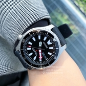CITIZEN日本星辰河豚200米潛水機械腕錶NY0080-12E公司貨