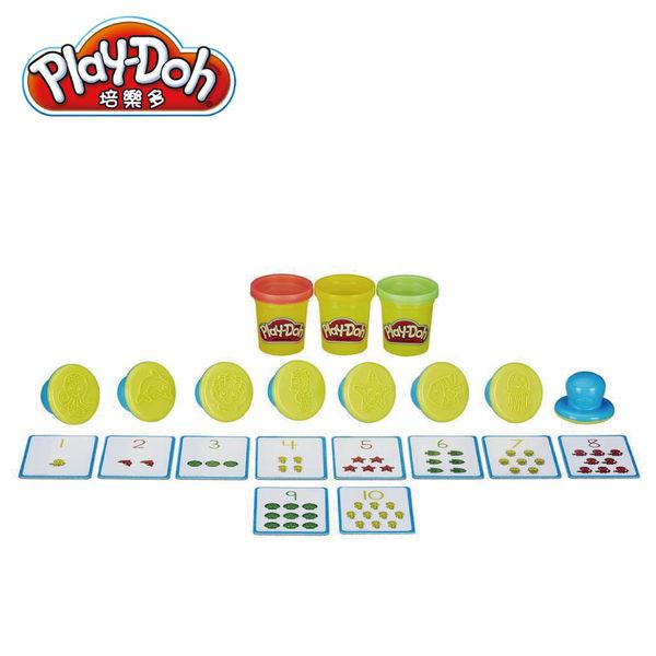 Play-Doh培樂多-培樂多數字學習遊戲組