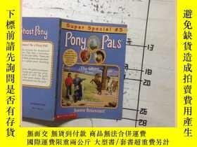 二手書博民逛書店Pony罕見Pals 小馬3Y16354 不詳 Pony Pal