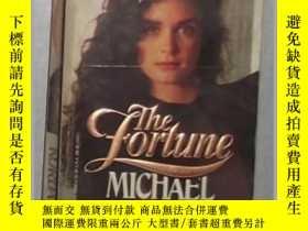 二手書博民逛書店英文原版罕見The Fortune by Michael Kor