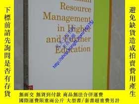 二手書博民逛書店Human罕見Resource Management in Hi
