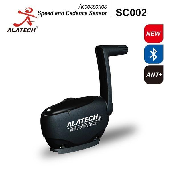 雙頻速度踏頻傳感器ALATECH SC002(藍牙及ANT+雙頻/自行車感測器/腳踏車)