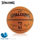 SPALDING 斯伯丁 NBA真皮比賽用球 真皮籃球 7號 SPA74569 原價5500元