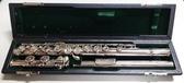 二手 Altus AFL-807RE 專業日本手工長笛 吹口板純銀 開孔E鍵