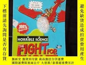 二手書博民逛書店Horrible罕見science--the fight for