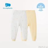 嬰兒內衣 嬰兒衣服寶寶內衣下裝兒童精梳棉內衣褲2條裝春季新款 寶貝計畫