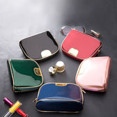 便攜化妝包大容量韓國可愛簡約洗漱包小號手拿式旅行化妝品收納包  易貨居