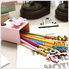 《不囉唆》0-9木製卡通數字鉛筆 造型筆/數字筆/可愛/文具/鉛筆(不挑色/款)【A296496】