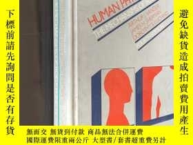 二手書博民逛書店HUMAN罕見PHYSIOLOGY:THE MECHANISM