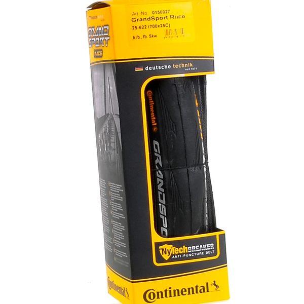 馬牌 Continental Grand Sport Race 可折式公路車專業外胎 OPNE胎 700 x 23C 全黑