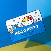 【全國熱銷聯名◆限量庫存】Hello kitty 享樂悠游浴墊-生活工場