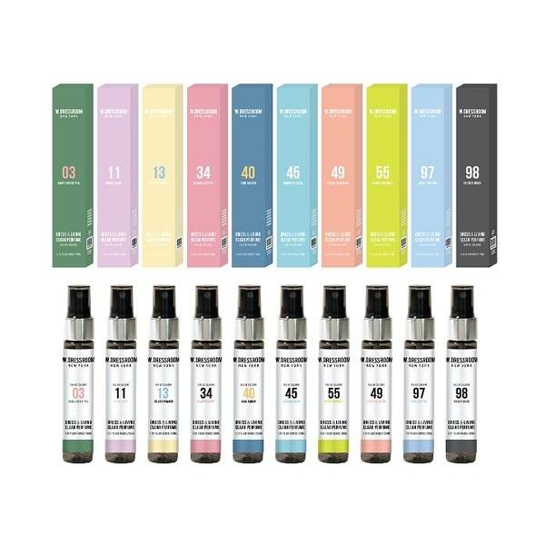 韓國W-DRESSROOM 衣物居家香氛噴霧(30ml)攜帶瓶 款式可選 WD 防彈少年團愛用BTS