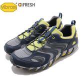 Merrell 戶外鞋 Waterpro Gauley 2 灰 綠 水陸兩棲 溯溪 男鞋【PUMP306】 ML65207