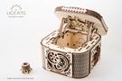 Ugears 珠寶盒 - 精巧的機械結構